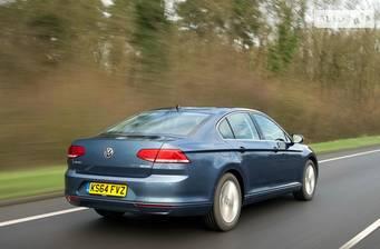 Volkswagen Passat B8 1.8 TSI АТ (180 л.с.) 2017