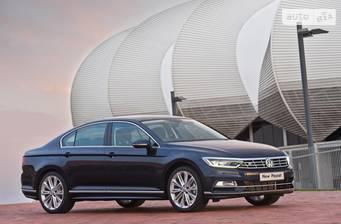 Volkswagen Passat B8 2.0 TSI AT (220 л.с.) 2017