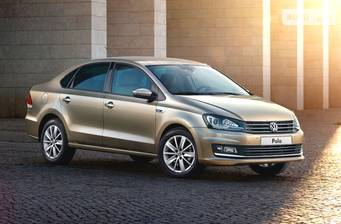 Volkswagen Polo New 1.6 MPI MT (90 л.с.) 2018
