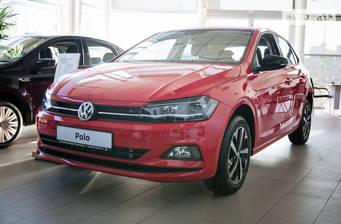 Volkswagen Polo New 1.0TSI DSG (95 л.с.) 2018