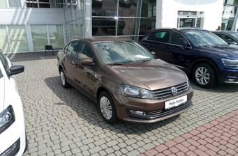 Volkswagen Polo New 1.4 TSI MT (125 л.с.) 2018