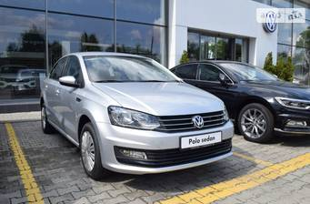 Volkswagen Polo New 1.4 TSI MT (125 л.с.) 2019