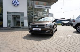 Volkswagen Polo New 1.6 MPI MT (90 л.с.) 2020