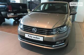 Volkswagen Polo New 1.4 TSI AT (125 л.с.) 2019