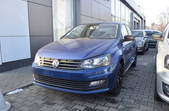 Volkswagen Polo New 1.6 MPI MT (90 л.с.) 2019