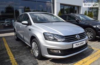 Volkswagen Polo New 1.4 TSI MT (125 л.с.) 2019