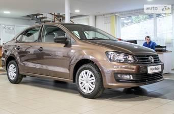 Volkswagen Polo New 1.6 MPI MT (90 л.с.) 2019