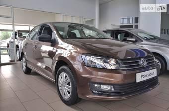 Volkswagen Polo New 1.6 MPI MT (90 л.с.) 2020