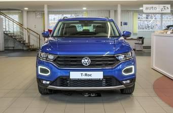 Volkswagen T-Roc 1.5 TSI DSG (150 л.с.) 2019