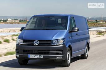 Volkswagen T6 (Transporter) груз 2.0 l TDI МТ (75 kW) 2018