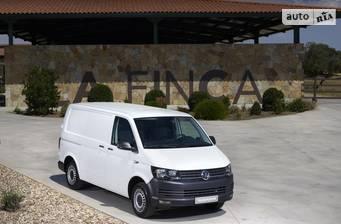 Volkswagen T6 (Transporter) груз 2.0 l BiTDI DSG (132 kW) 4motion 2017