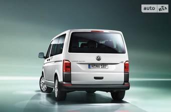 Volkswagen T6 (Transporter) пасс. 2.0 l TDI MT (103 kW) 4motion 2017