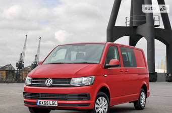 Volkswagen T6 (Transporter) пасс. New Common Rail 2.0 l TDI MT (103 kW) LR 2019