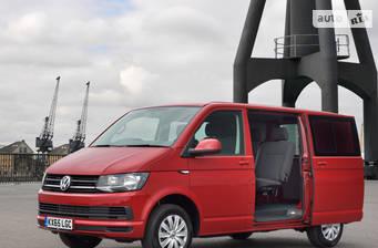 Volkswagen T6 (Transporter) пасс. New Common Rail 2.0 l TDI MT (103 kW) LR 2018
