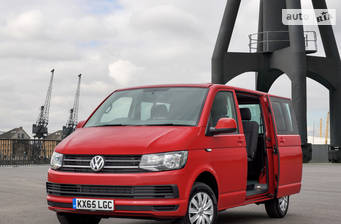 Volkswagen T6 (Transporter) пасс. New Common Rail 2.0 l TDI MT (103 kW) 2019