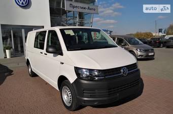 Volkswagen T6 (Transporter) пасс. Van Plus 2.0 l TDI MT (75 kW) LR 2018