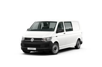 Volkswagen T6 (Transporter) пасс. Van Plus 2.0 l TDI MT (75 kW) 2018