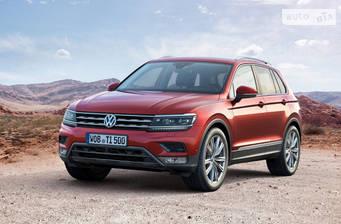 Volkswagen Tiguan New 2.0 TDI АT (150 л.с.) 4Мotion 2018