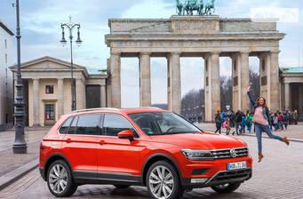 Volkswagen Tiguan New 2.0 TSI АT (180 л.с.) 4Мotion 2017