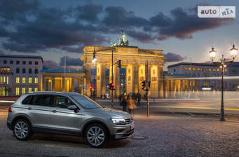 Volkswagen Tiguan New 2.0 TDI АT (150 л.с.) 4Мotion 2017