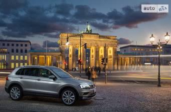 Volkswagen Tiguan New 1.4 TSI MT (150 л.с.) 2017