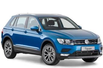 Volkswagen Tiguan New 2.0 TSI АT (220 л.с.) 4Мotion 2018