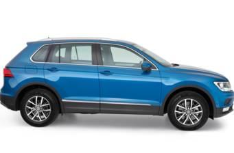 Volkswagen Tiguan New 2.0 TSI АT (220 л.с.) 4Мotion 2017