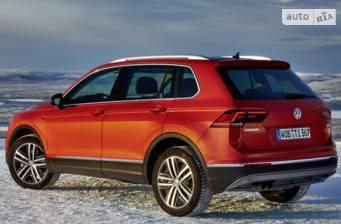 Volkswagen Tiguan New 2.0 TDI АT (150 л.с.)  2018