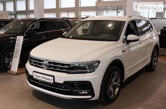 Volkswagen Tiguan New 2.0 TSI АT (180 л.с.) 4Мotion 2018