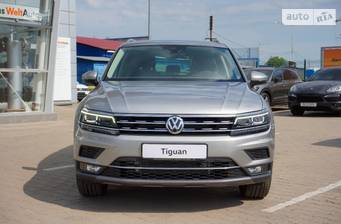 Volkswagen Tiguan 2019 Limited Edition