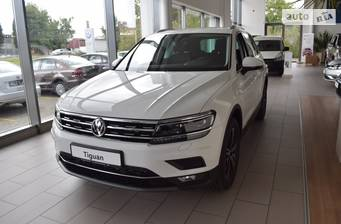 Volkswagen Tiguan 2020 Limited Edition