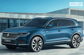 Volkswagen Touareg 3.0 TDI AT (231 л.с.) AWD 2019