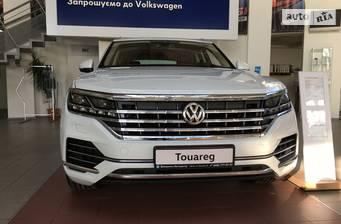 Volkswagen Touareg 3.0 TDI AT (287 л.с.) AWD 2018