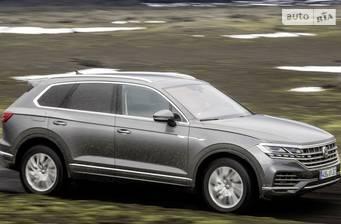 Volkswagen Touareg 4.0 TDI AT (422 л.с.) AWD 2019