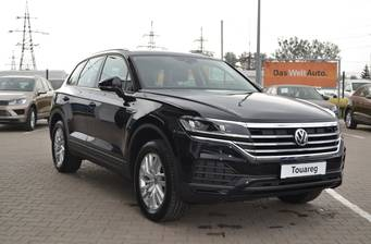 Volkswagen Touareg 3.0 TDI AT (286 л.с.) AWD 2018