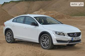 Volvo S60 Сross Country D3 2.0 MT (150 л.с.) 2018