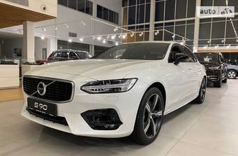 Volvo S90 T5 2.0 АТ (254 л.с.) 2020