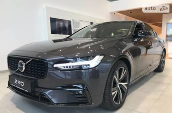 Volvo S90 T5 2.0 АТ (250 л.с.) 2020