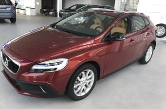 Volvo V40 Cross Country T4 2.0 AТ (190 л.с.) AWD 2017