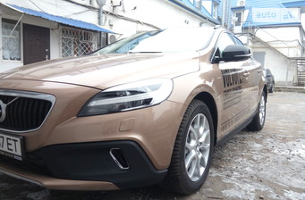 Volvo V40 Cross Country Т4 2.0 АТ (190 л.с.) AWD VEP4 Inscription 2017