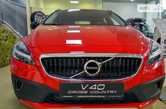Volvo V40 Cross Country T4 2.0 AТ (190 л.с.) AWD VEP4 Inscription 2017