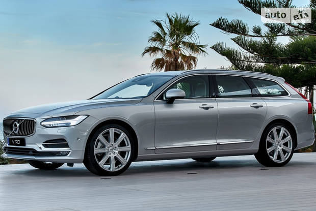 Volvo V90 VED4 Kinetic