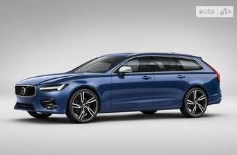 Volvo V90 D3 2.0D AТ (150 л.с.) R-Design 2017