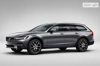 Volvo V90 Cross Country T6 2.0 АТ (320 л.с.) AWD Inscription 2017