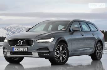 Volvo V90 Cross Country T5 2.0 АТ (250 л.с.) AWD 2018