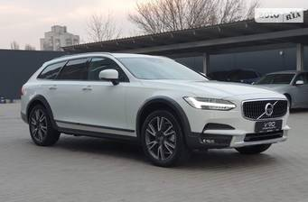 Volvo V90 Cross Country D5 2.0 АТ (235 л.с.) AWD 2020
