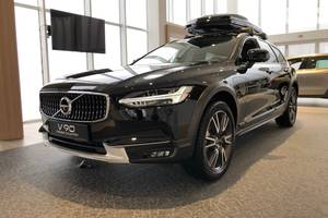 Volvo V90 Cross Country T5 2.0 АТ (254 л.с.) AWD Pro 2021