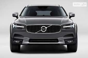 Volvo V90 Cross Country T5 2.0 АТ (254 л.с.) AWD Momentum 2017