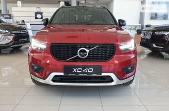 Volvo XC40 D4 2.0 AT (190 л.с.) AWD 2020
