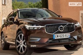 Volvo XC60 T6 2.0 АT (313 л.с.) AWD 2018